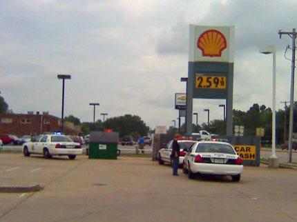 Man Shot, Wounded At Tulsa Shell Station