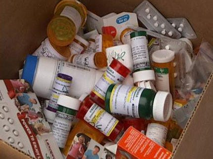 OBN Accepting Expired Prescription Drugs Saturday In Green Country