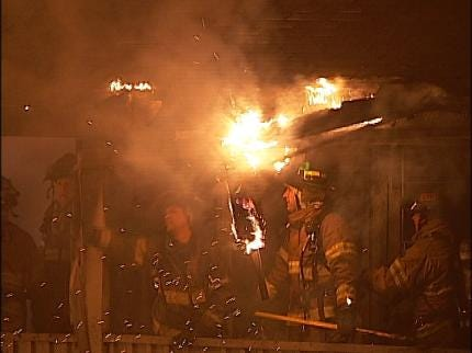 Tulsa Firefighters Wait For Mayor's Decision On Budget Amendments