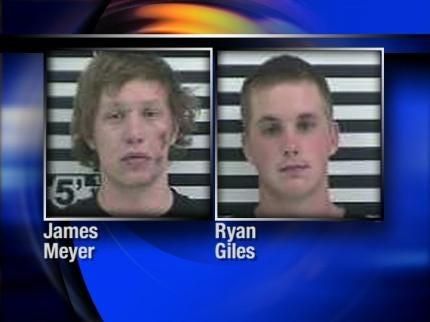 Two Men Arrested In Rogers County Car Break-Ins