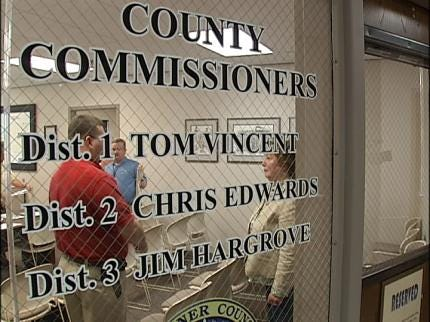 Wagoner County Commissioners Rescind Bell's Sales Tax Election