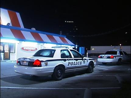 Man Uses Machete To Steal French Fries From Tulsa Whataburger