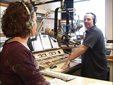 Steve And Carly Bumped For BOB FM