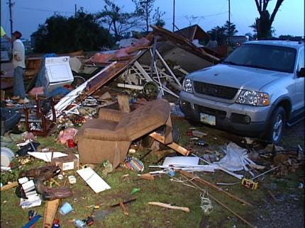 Additional Federal Aid Available For May 10 Storm Damage