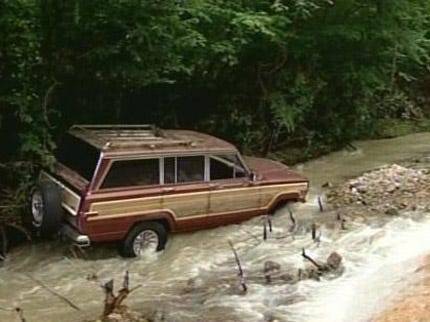 Oklahoma National Guard Helping In Arkansas Flood Relief