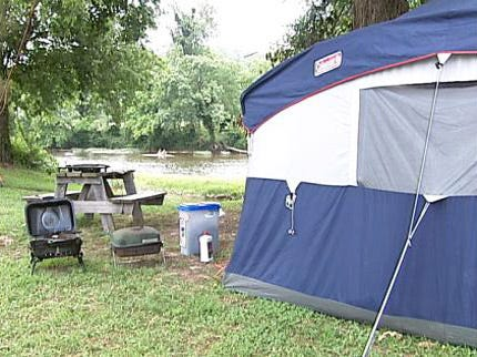 How Are Oklahoma Campers Being Protected From Flooding?