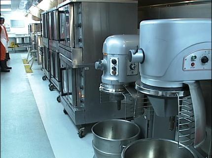 Kitchen Renovation Underway At Tulsa County Jail