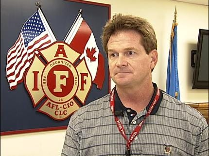 New Budget For Tulsa Police Is Good News For Tulsa Firefighters