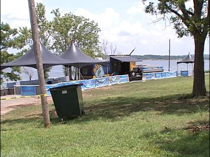 Bassmaster Tournament Moved To Fort Gibson Lake