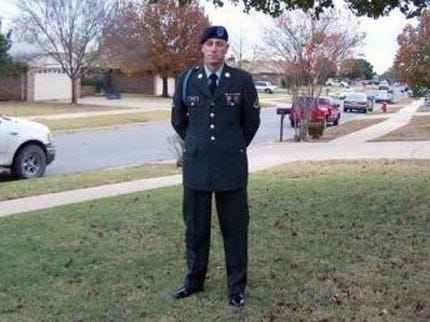 Funeral For Lawton Soldier Killed In Afghanistan Held Wednesday