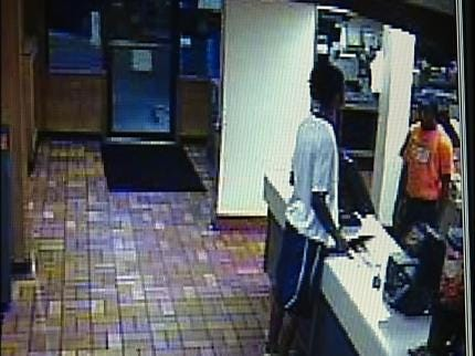 Tulsa Police Arrest Man Accused Of Robbing Tulsa Whataburger With Machete