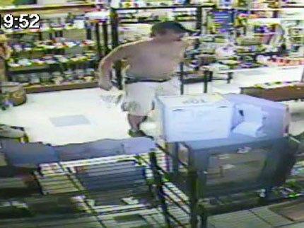 Tulsa Police Look For Humidor Cigar Store Burglars