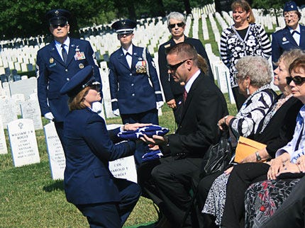 Family Of Muskogee Airman Gets Closure, 42 Years After His Death