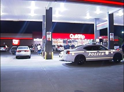 Shots Fired At Tulsa Convenience Store Overnight