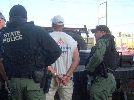 Undercover Sting Nets 27 Drug Arrests In McAlester Area