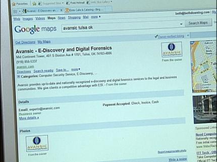 Claremore Business Owner Warns Of Google Fraud