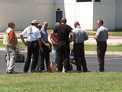 Authorities Respond To Bartlesville School To Investigate Suspicious Device