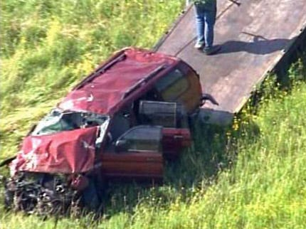 One Dead After Rollover Accident On Turner Turnpike