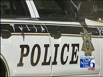 Another Tulsa Officer Suspended In Police Corruption Investigation