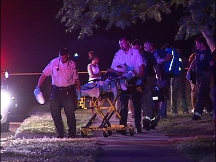 Child Injured In Tulsa Drive-By Shooting
