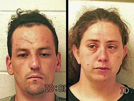 Stillwater Couple Arrested After Okmulgee County Police Chase