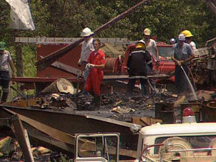 Friday Marks 25th Anniversary Of Deadly Oklahoma Industrial Accident
