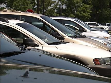 Number Of Children Left In Hot Cars On The Rise