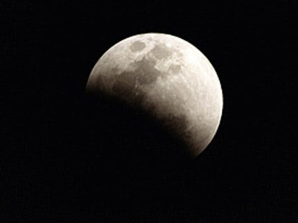 How To Watch The Fourth of July Weekend's 'Buck moon' Lunar Eclipse