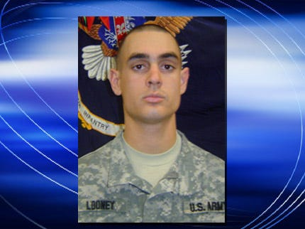 Memorial Service To Be Held Monday Evening For Owasso Solider