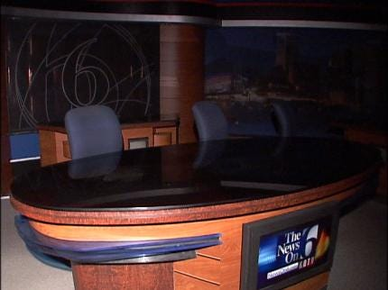 The News On 6 Experiences Power Outage