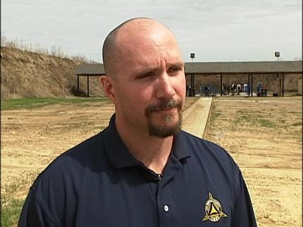 Owasso Man Finishes Second In National Shooting Competition