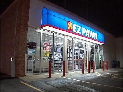 Tulsa Pawn Shop Burglarized Late Sunday
