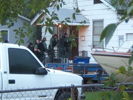 Law Enforcement Officers Bust Mexican Meth Ring In Oklahoma