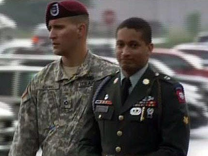 Tulsa Soldier Makes Appearance In Military Court On Rape Charges