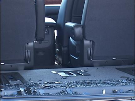 Burglary Charges Filed In Pryor Car Thefts