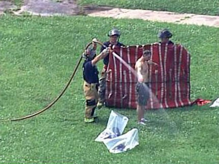 Tulsa Workers Treated After Exposure To Hazardous Chemical Leak