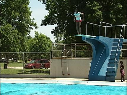 Five City Of Tulsa Pools Open For Summer Thanks To Private Donations