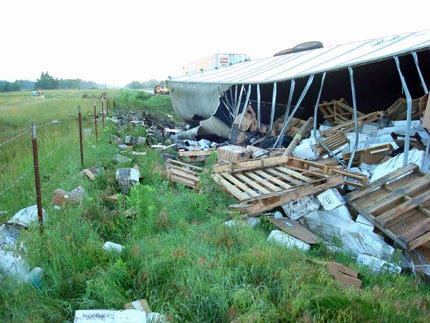 Highway 169 North Of Talala In Rogers County Open Again