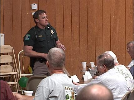 Police Officers Say Church Violence Is On The Rise