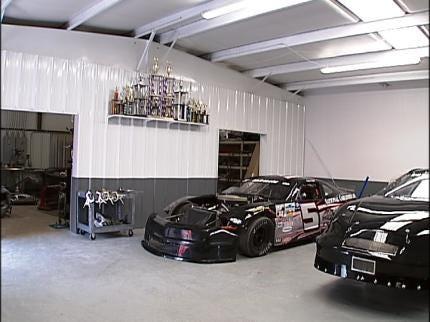 Burglary Puts Brakes On Green Country Racing Business