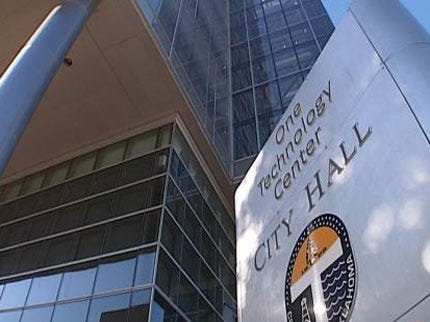 Tulsa Police, County Sheriff To Jointly Apply For Grant Money