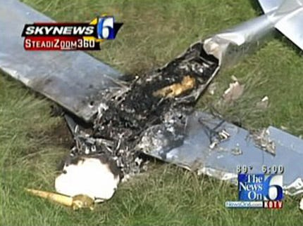 NTSB Releases Preliminary Report On Collinsville Plane Crash That Killed Two