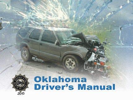 Oklahoma Driver's License Manual No Longer Free