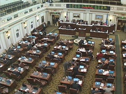Oklahoma Lawmakers Taking Costly Trips At Taxpayers' Expense