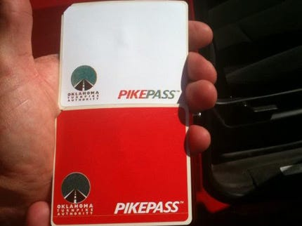 Oklahoma Turnpike Authority To Replace PIKEPASS Boxes With Stickers