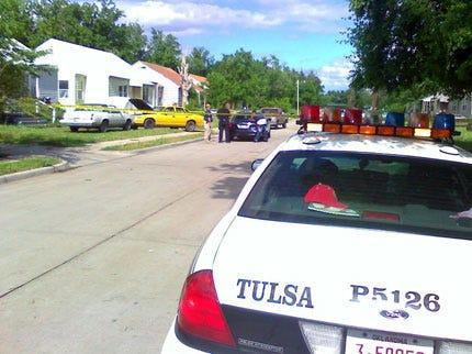 Tulsa Police Investigate Shooting On East Ute