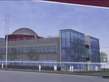 Jenks Public Schools Breaks Ground On New Math And Science Center