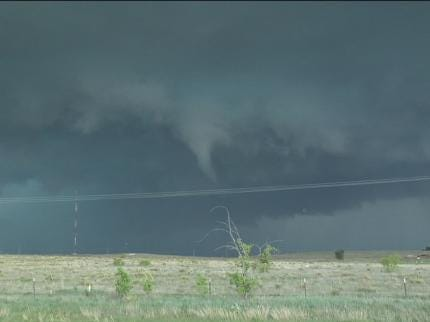 News On 6 WARN Team Chases Tornadoes With VORTEX 2
