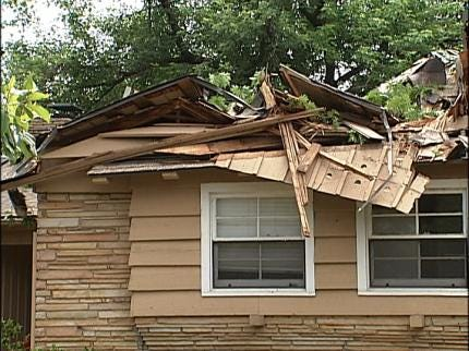 Tulsa County Homeowners With Storm Damage Need To Contact County Assessor