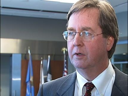 Tulsa Mayor Dewey Bartlett Says Department Furloughs Possible